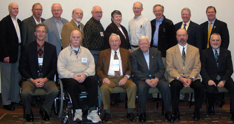 ESA Past Presidents - 2009