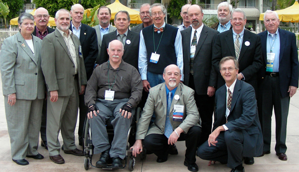 ESA Past Presidents - 2010