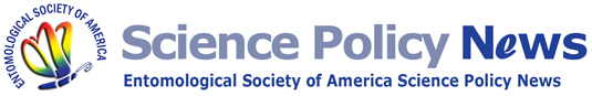 Science Policy Newsletter Header