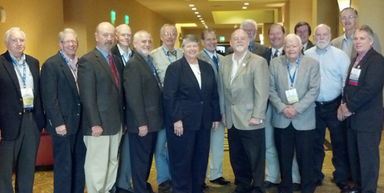 ESA Past Presidents - 2013