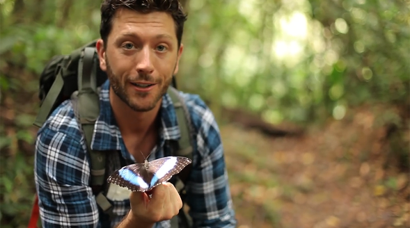Communicating Entomology Through Video: Q&A With Aaron Pomerantz